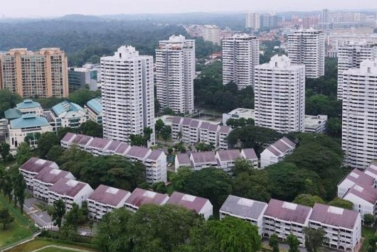 Ex-HUDC estate Braddell View to launch en bloc sale with $2.08b reserve price